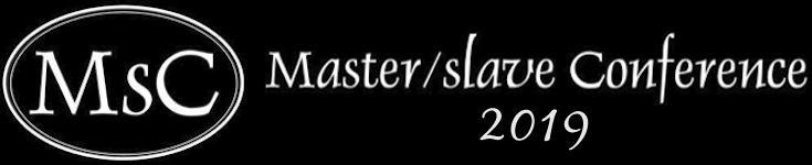 Master slave Conference